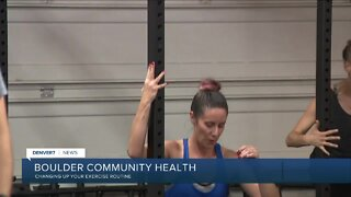 Changing Up Your Exercise Routine