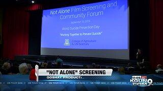 Loft Cinema holds suicide prevention film on world suicide prevention day