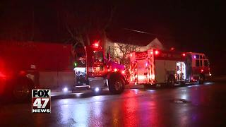 Crews respond to early morning house fire