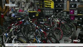 Bikes for Tykes helps children in Southwest Florida