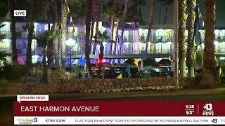 Las Vegas police: 2 dead in homicide investigation