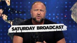 Alex Jones Returns! Must See Emergency Saturday Broadcast - 10/16/21