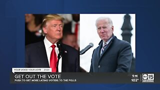Groups push to get more Latino voters to the polls