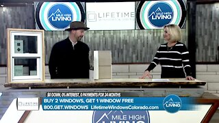Lifetime Windows & Siding // Make Your Home More Energy Efficient This Winter!