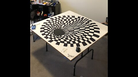 Must SEE!! DIY Epoxy Table