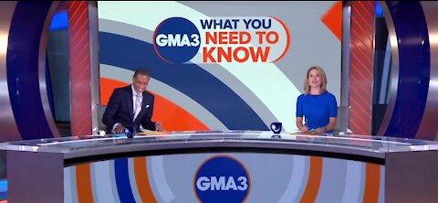 Las Vegas Mayor Carolyn Goodman makes appearance on Good Morning America