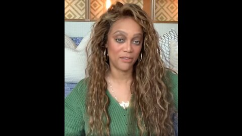 Tyra Banks, The Cyborg Vax, & Her Child RS
