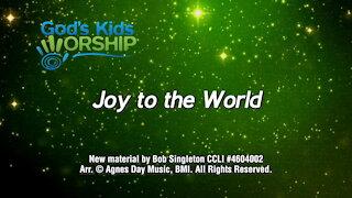 Kids Christmas - Joy to the World