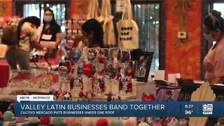 Valley Latin businesses band together