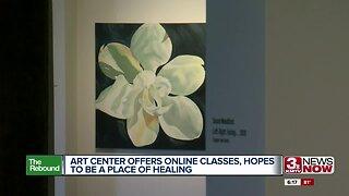 Rebound: Art Center Offers Hope