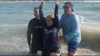 Hundreds Baptized in Anaheim During ReAwaken America Tour Weekend!!!