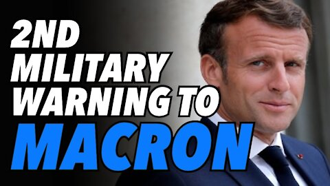 Macron fights UK over fishing rights. French military sends second WARNING letter to Macron