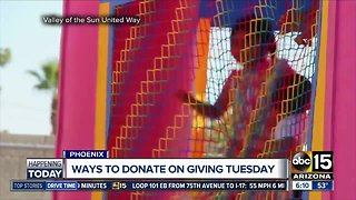 Ways to help Valley groups on Giving Tuesday