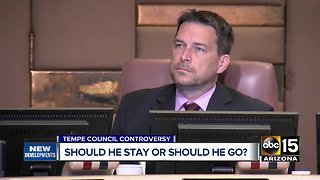 Tempe City Council to vote on removing Kolby Granville from office