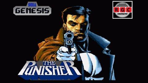 Start to Finish: 'The Punisher' Gameplay for Sega Genesis
