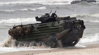Bodies Of 8 Military Recovered After Vehicle Sinks During Training