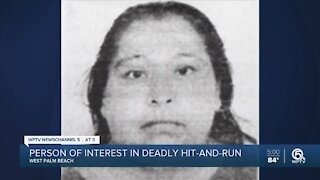 Person of interest identified in West Palm Beach hit-and-run that killed pregnant woman
