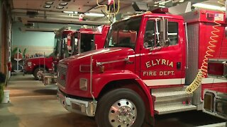 Elyria police and fire departments plagued by COVID-19 cases