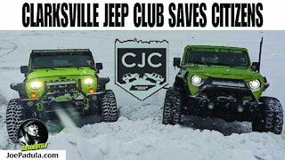 Clarksville Jeep Crew Saves Citizens and Hospital Workers