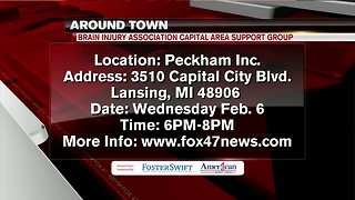 Around Town 2/5/19: Brian Injury Assoc. Capital Area Support Group