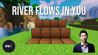 How to Play River Flows In You in Minecraft