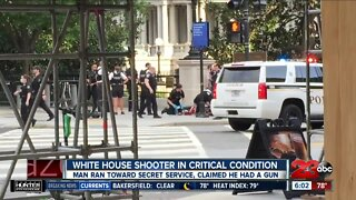 Secret Service Member recovering following shooting