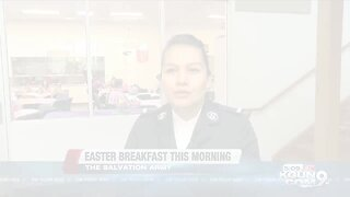 Salvation Army Easter Breakfast