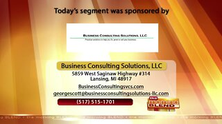 Business Consulting Solutions - 5/22/20