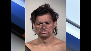 PD: Man caught exposing himself at Phoenix park - ABC15 Crime