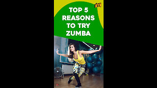 Top 5 Reasons To Try Zumba *