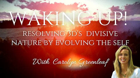 Resolving 3D'S Divisive Nature by Evolving the Self