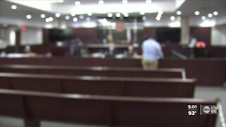Jury selection begins in murder trial of Riverview man accused of killing girlfriend, daughter