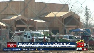Local group offering scholarships for business owners