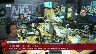 Mojo in the Morning: Blackout Tuesday