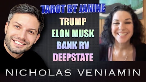 Tarot By Janine Discusses Latest Updates with Nicholas Veniamin