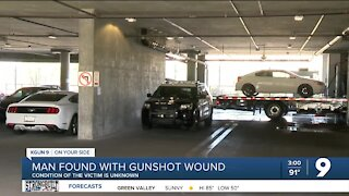 Tucson Police investigate shooting on Congress Street