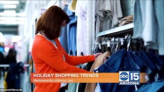 Holiday shopping trends include search for comfort