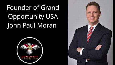 John Paul Moran - The Grand Opportunity USA