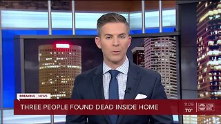 3 dead in shooting at a Tampa apartment complex
