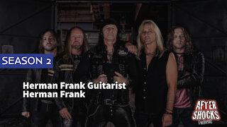 AFTERSHOCKS TV HIGHLIGHT   Guitarist Herman Frank