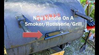 Smoker/Rotisserie/Grill Mod