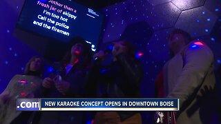 New karaoke concept opens in Boise