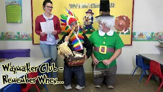 Waymaker Club - Remember When...