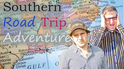 EPIC SOUTHERN ROAD TRIP ACROSS AMERICA!