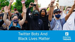 Researchers: Bots are spreading conspiracy theories about #blacklivesmatter