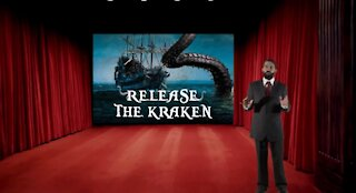 New - Release the Kraken - Nothing Can Stop What is Coming, Nothing!