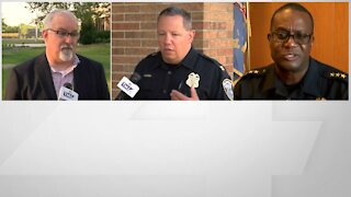 Wauwatosa Police chief candidates discuss building community trust