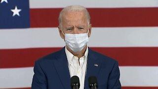 Full remarks: Joe Biden campaigns in Manitowoc, Wisconsin