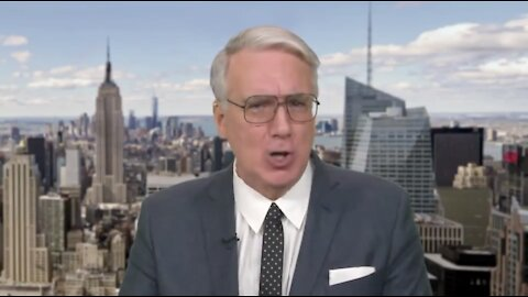 Keith Olbermann's Latest Rant Against Trump Uses Language From Germany in the 1930s
