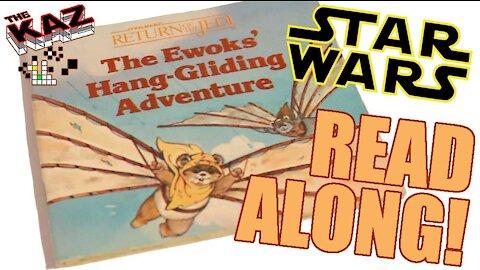 Star Wars Ewok Read Along